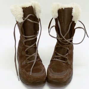 Columbia Waterproof Insulated Winter Boots
